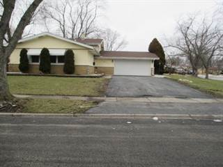 Single Family for sale in 17210 Elm Drive, Hazel Crest, IL, 60429