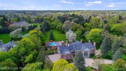 Residential Property for sale in 1115 COUNTRY CLUB Road, Bloomfield Hills, MI, 48304