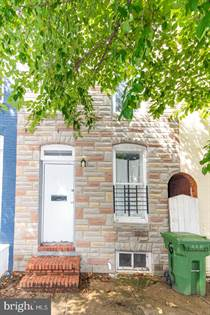 Residential Property for sale in 610 N MONTFORD AVENUE, Baltimore City, MD, 21205