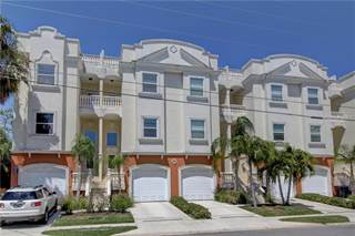 Townhouse for sale in 120 BRIGHTWATER DRIVE 2, Clearwater Beach, FL, 33767