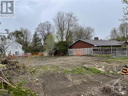 Vacant Land for sale in 888 MELWOOD AVENUE, Ottawa, Ontario, K2A1K4