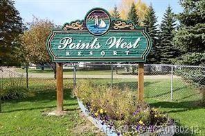 Condo for sale in 84 POINTS WEST RESORT, Sylvan Lake, Alberta, T4S 1T3