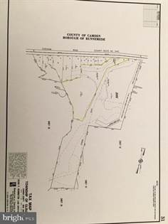 Farm And Agriculture for sale in 890 E EVESHAM RD, Glendora, NJ, 08029