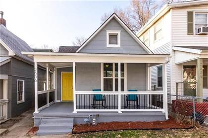 Residential Property for sale in 2636 Madison Avenue, Kansas City, MO, 64108