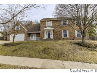 Single Family for sale in 2 Brighton Rd, Springfield, IL, 62702