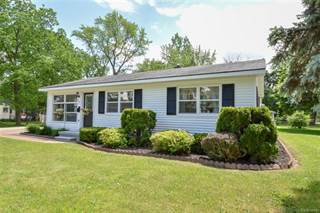 Single Family for sale in 825 GRISWOLD Street, Howell, MI, 48843