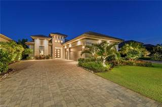 Single Family for sale in 17429 Via Lugano CT, Miromar Lakes, FL, 33913
