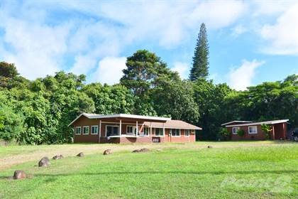 Single-Family Home for sale in 5691 HAUAALA RD Unit A Red House #1, Kapaa, HI, 96746