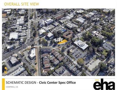 Lots And Land for sale in 300 Civic Center DR, Campbell, CA, 95008