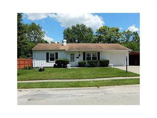 Single Family for rent in 3541 North Brentwood Avenue, Indianapolis, IN, 46235