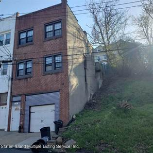 Residential Property for sale in 78 York Avenue, Staten Island, NY, 10301