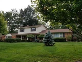 Single Family for rent in 5262 KELLEN Lane, Bloomfield Township, MI, 48302