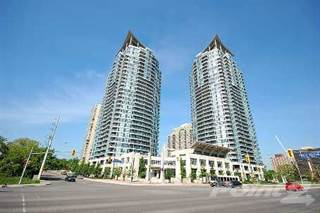 Condo for rent in 1 Elm Drive, Mississauga, Ontario, L5B 4M1