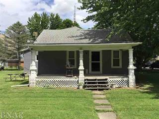 Single Family for sale in 109 West Wood, Colfax, IL, 61728
