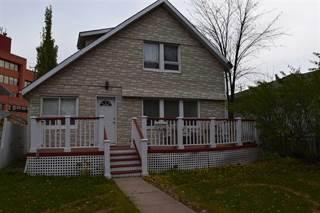 Single Family for sale in 11049 107 ST NW, Edmonton, Alberta, T5H2Z6