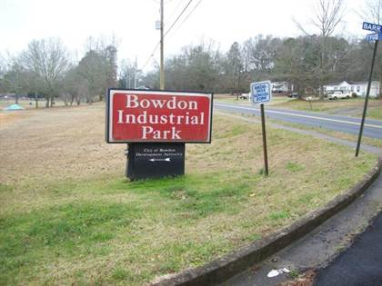 Commercial for sale in 0 Kent Avenue, Bowdon, GA, 30108