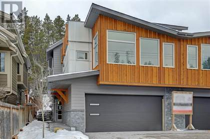 Single Family for sale in 273A Three Sisters  Drive, Canmore, Alberta, T1W2M4