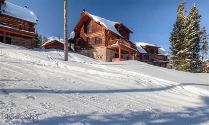 Residential Property for sale in 7 Rose Bud Loop 123, Big Sky, MT, 59716