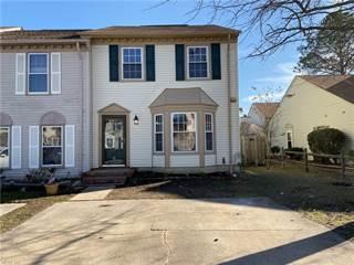 Townhouse for sale in 4785 Woods Edge Road, Virginia Beach, VA, 23462