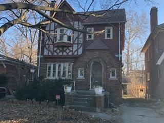 Single Family for sale in 16196 NORMANDY Street, Detroit, MI, 48221