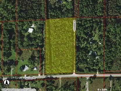 Lots And Land for sale in SANCTUARY RD, Naples, FL, 34142