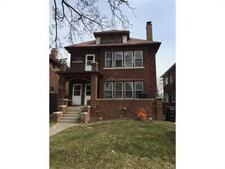 Multi-family Home for sale in 2192 Lakewood Street, Detroit, MI, 48215