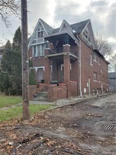 Residential Property for sale in 4375 W BUENA VISTA Street, Detroit, MI, 48238