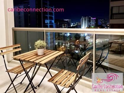 Condominium for rent in MODERN 1-BDR APARTMENT WITH MAGNIFICENT CITY LIGHTS VIEWS., La Julia, Santo Domingo