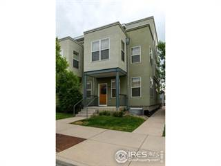 Townhouse for sale in 1387 Yellow Pine Ave, Boulder, CO, 80304