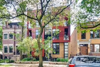 Condo for sale in 1927 West POTOMAC Avenue 2E, Chicago, IL, 60622