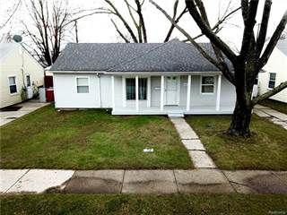 Single Family for sale in 26271 WOODMONT Street, Roseville, MI, 48066