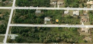 Land for sale in 1221 Tyrone Street, Port Charlotte, FL, 33952