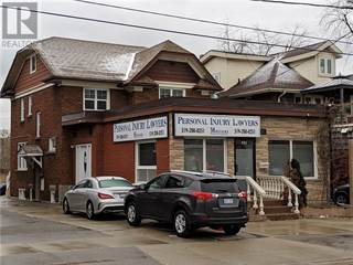 Office Space for sale in 595 KING Street E, Kitchener, Ontario, N2G2M2