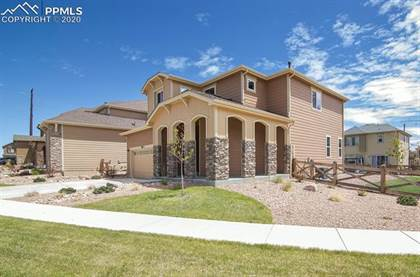 Residential for sale in 7143 Jagged Rock Circle, Colorado Springs, CO, 80927