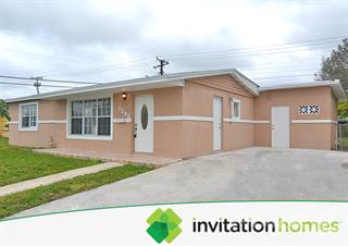 Marvelous House For Rent In 1290 NW 200 Street   3/2 1379 Sqft, Miami
