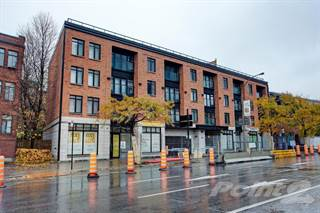 Apartment for sale in 450 Rue St-Antoine E., #501, Montreal, Quebec