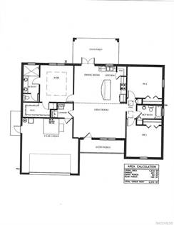 Residential Property for sale in 382 W Homeway Loop, Citrus Springs, FL, 34434