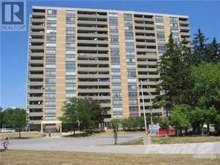 Condo for sale in 40 PANORAMA CRT 311, Toronto, Ontario