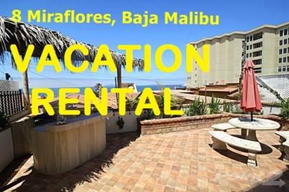 Residential Property For Rent In #8 Calle Miraflores, Tijuana, Baja  California