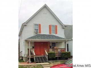 Single Family for sale in 711 W GOVERNOR ST, Springfield, IL, 62704
