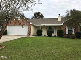 Single Family for rent in 14168 Cypress Ct, Gulfport, MS, 39503