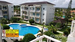 Condominium for sale in 2 BEDROOM APARTMENT IN CENTER OF SOSUA, Sosua, Puerto Plata