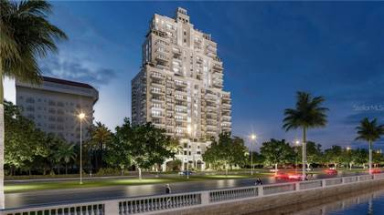 Residential Property for sale in 2103 BAYSHORE BOULEVARD 1803, Tampa, FL, 33606