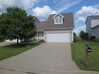 Townhouse for sale in 1300 Beacon Hill Court, Normal, IL, 61761
