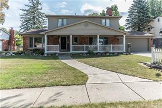 Single Family for sale in 17332 WOODSIDE Street, Livonia, MI, 48152