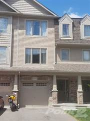 Townhouse for rent in 750 Lawrence Street, Cambridge, Ontario