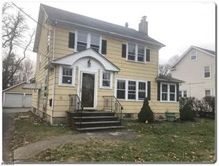Single Family for sale in 235 CLINTON AVE, North Plainfield, NJ, 07063
