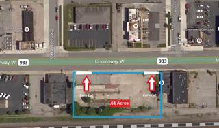 Comm/Ind for sale in 2615 Lincoln Way West, Mishawaka, IN, 46544