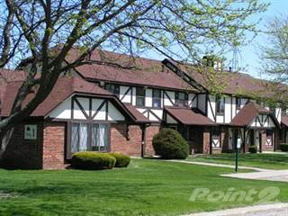 Townhouse for rent in Shannon Manor Townhouses - Two bedroom-Two-bath Emerald Style, Davison Township, MI, 48423