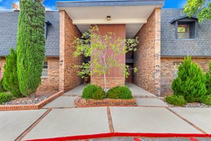 Residential Property for sale in 4800 N Stanton Street 46, El Paso, TX, 79912